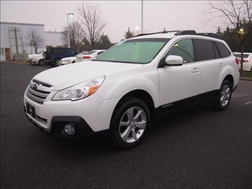 2013 Subaru Outback for sale in Winchester, VA