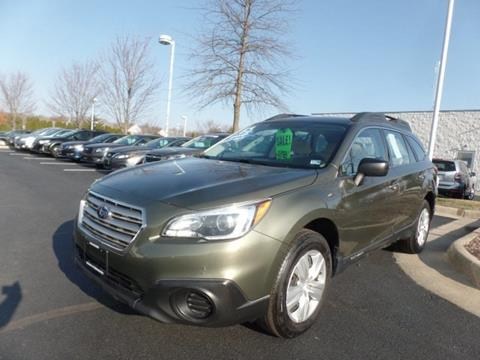 2015 Subaru Outback for sale in Winchester, VA