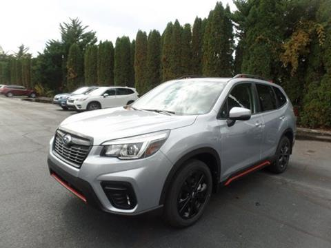 2020 Subaru Forester for sale in Winchester, VA
