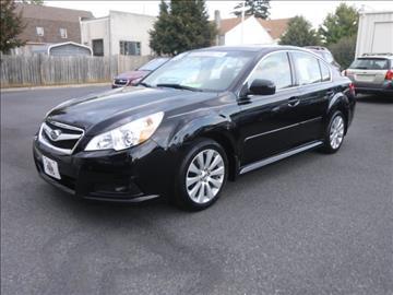 2012 Subaru Legacy for sale in Winchester, VA