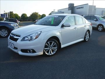 2013 Subaru Legacy for sale in Winchester, VA