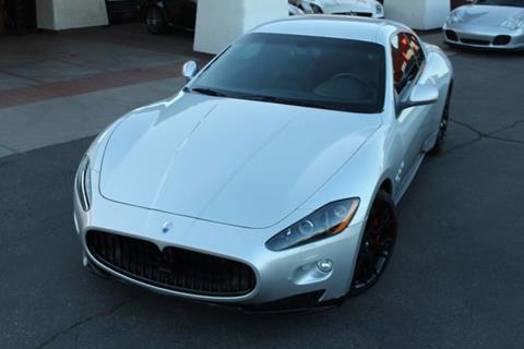 2012 Maserati GranTurismo for sale in Tempe, AZ