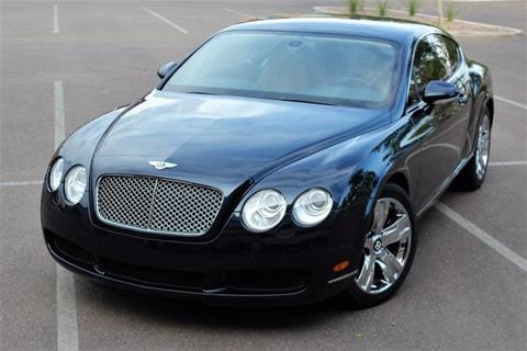2007 Bentley Continental GT for sale in Tempe, AZ