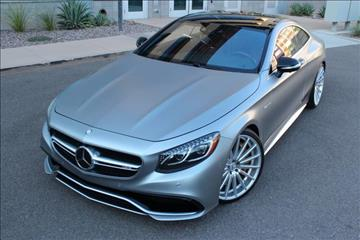 2015 Mercedes-Benz S-Class for sale in Tempe, AZ