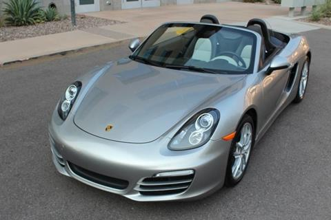 2013 Porsche Boxster for sale in Tempe, AZ