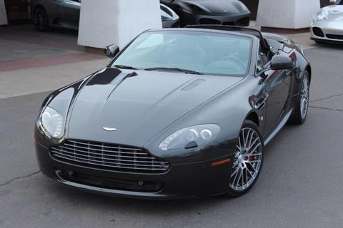 2010 Aston Martin V8 Vantage for sale in Tempe, AZ