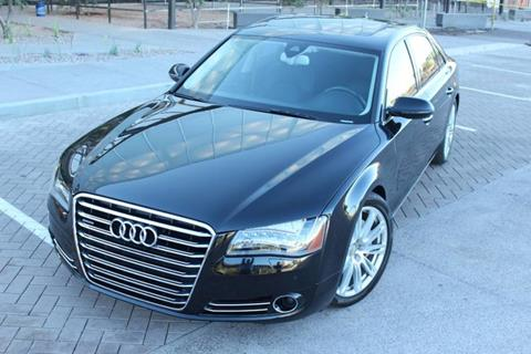 2013 Audi A8 L for sale in Tempe, AZ