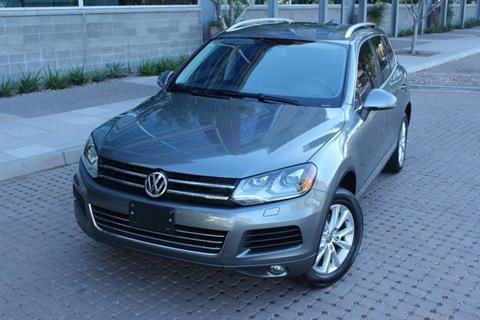 2014 Volkswagen Touareg for sale in Tempe, AZ
