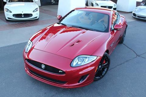 2014 Jaguar XK for sale in Tempe, AZ