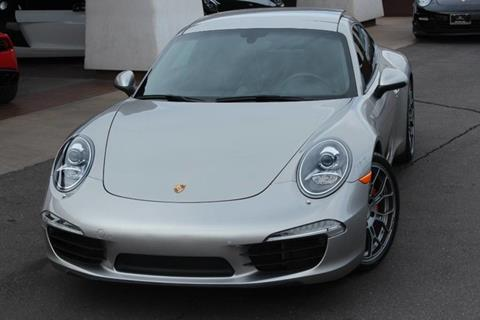 2012 Porsche 911 for sale in Tempe, AZ