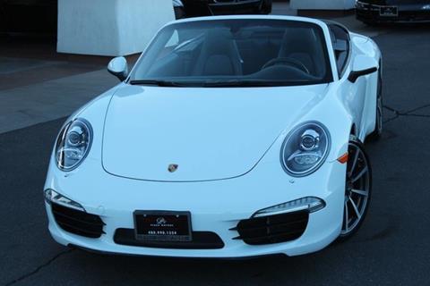 2013 Porsche 911 for sale in Tempe, AZ