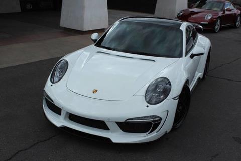 2014 Porsche 911 for sale in Tempe, AZ