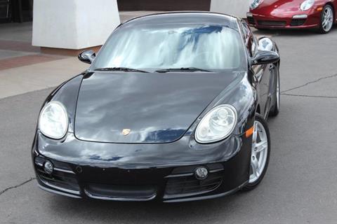 2008 Porsche Cayman for sale in Tempe, AZ