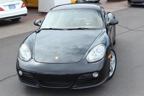 2009 Porsche Cayman for sale in Tempe, AZ