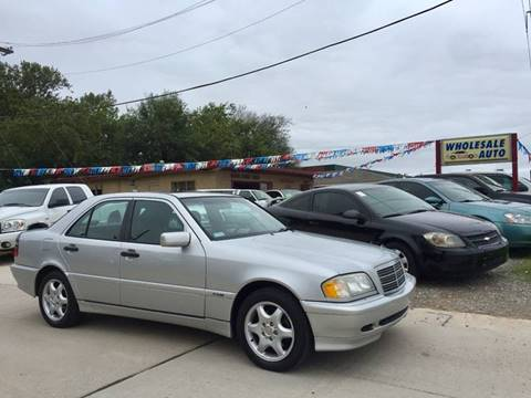 1999 Mercedes-Benz C-Class for sale in Norman, OK