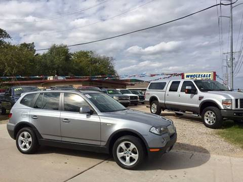 2008 BMW X3 for sale in Norman, OK