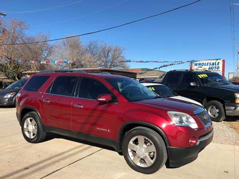 2007 GMC Acadia for sale in Norman, OK
