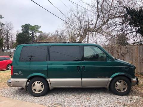 1999 GMC Safari for sale in Norman, OK
