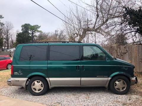 1999 GMC Safari for sale in Norman, OK