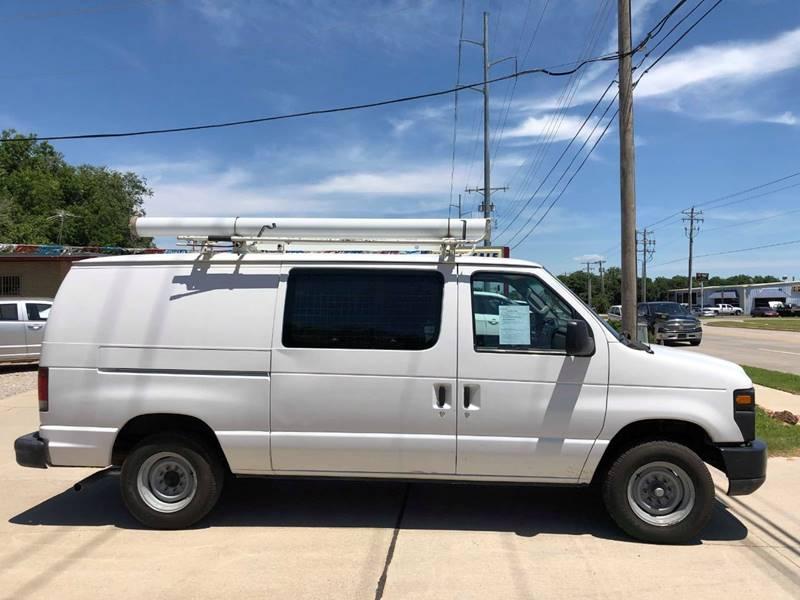 2011 Ford E-Series Cargo E-150 3dr Cargo Van In Norman OK