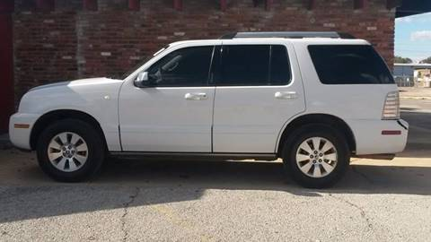 2006 Mercury Mountaineer for sale in Norman, OK
