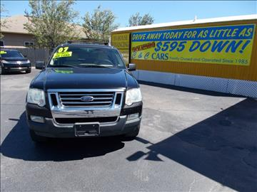 2007 Ford Explorer Sport Trac for sale in Pinellas Park, FL