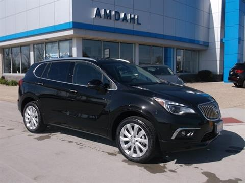 2017 Buick Envision for sale in Pipestone, MN