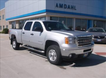 2013 GMC Sierra 2500HD for sale in Pipestone, MN