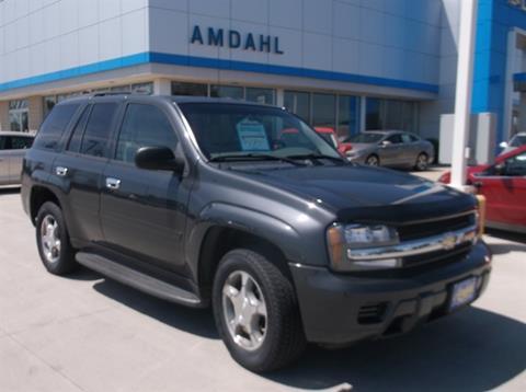 2007 Chevrolet TrailBlazer for sale in Pipestone, MN