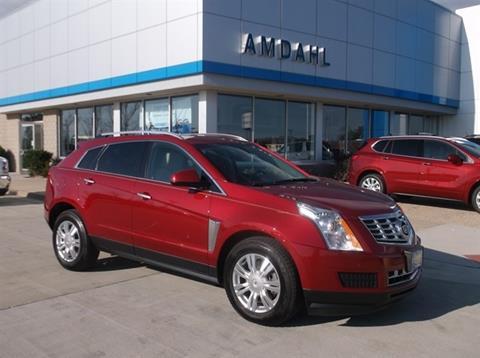 2014 Cadillac SRX for sale in Pipestone, MN