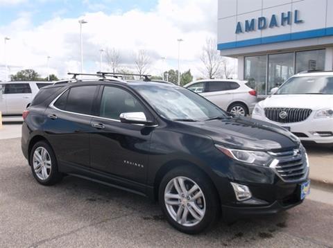 2018 Chevrolet Equinox for sale in Pipestone, MN