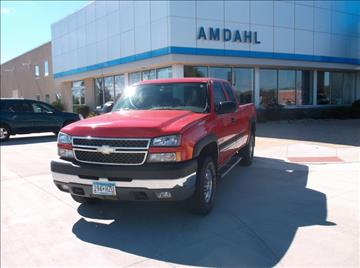 2005 Chevrolet Silverado 2500HD for sale in Pipestone, MN