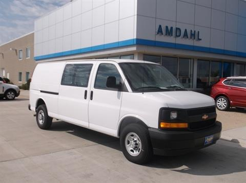 2017 Chevrolet Express Cargo for sale in Pipestone, MN