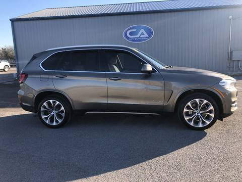 2017 BMW X5 sDrive35i for sale at Team Hall at City Auto in Murfreesboro TN