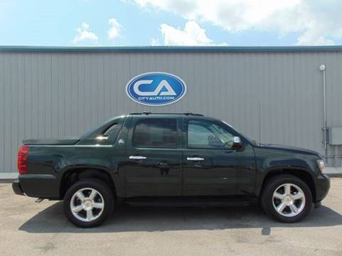 2013 Chevrolet Black Diamond Avalanche for sale in Murfreesboro, TN