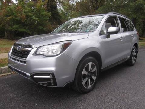 2017 Subaru Forester for sale in Glenside, PA