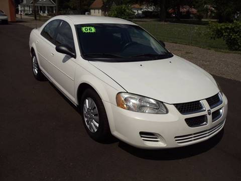 2006 Dodge Stratus for sale in Redford, MI