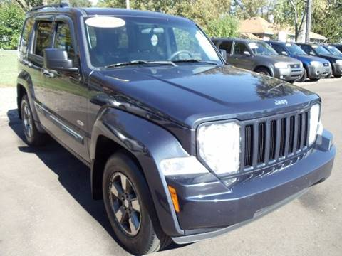 2008 Jeep Liberty for sale in Redford, MI