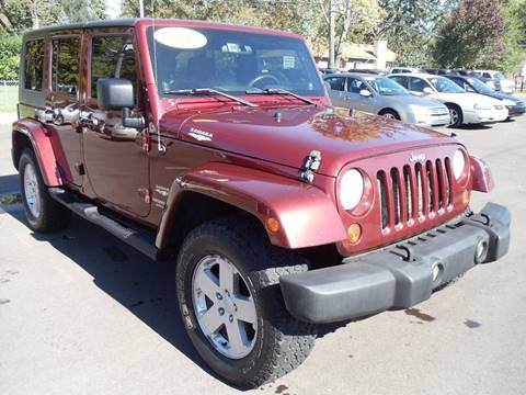 2007 Jeep Wrangler Unlimited for sale in Redford, MI