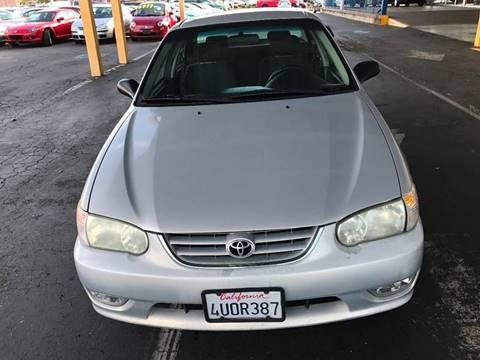 2002 Toyota Corolla for sale in Sacramento, CA
