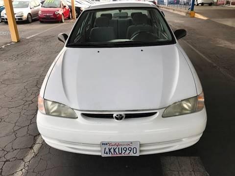 1999 Toyota Corolla for sale in Sacramento, CA