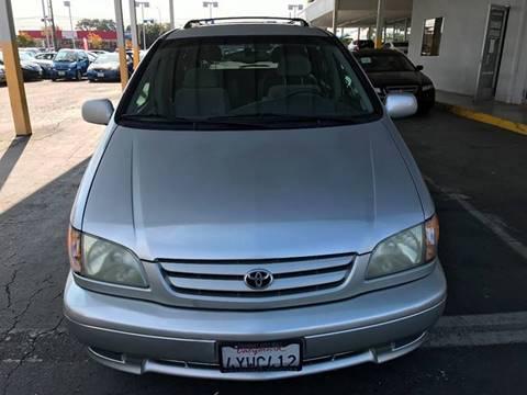 2002 Toyota Sienna for sale in Sacramento, CA