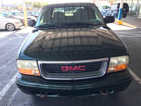2004 GMC Sonoma for sale in Sacramento, CA