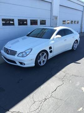 2006 Mercedes-Benz CLS for sale at Auto Outlet Sac LLC in Sacramento CA