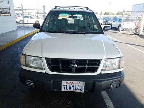 1998 Subaru Forester for sale in Sacramento, CA