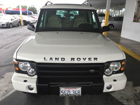 2003 Land Rover Discovery for sale in Sacramento, CA
