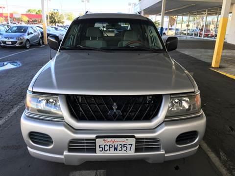 2003 Mitsubishi Montero Sport for sale in Sacramento, CA