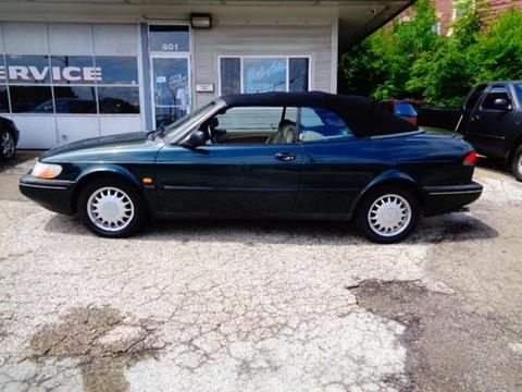 1995 Saab 900 for sale in Akron, OH