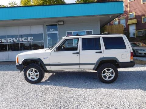 1997 Jeep Cherokee for sale in Akron, OH