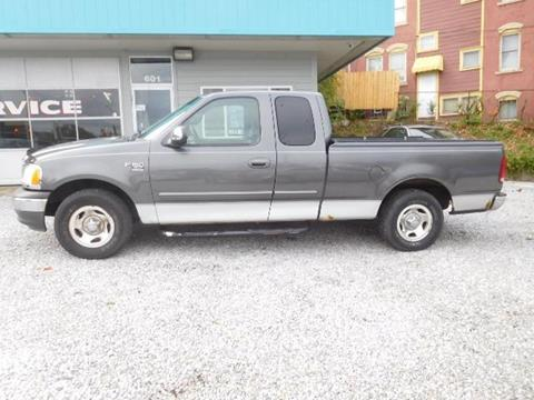 2002 Ford F-150 for sale in Akron, OH
